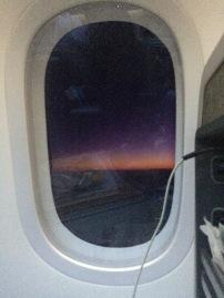 AA 787 window